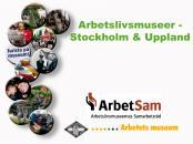 Arbetslivsmuseer--Stockholm--Uppland audioguide