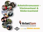 Arbetslivsmuseer--Narke-Vastman--Sodermanland audioguide